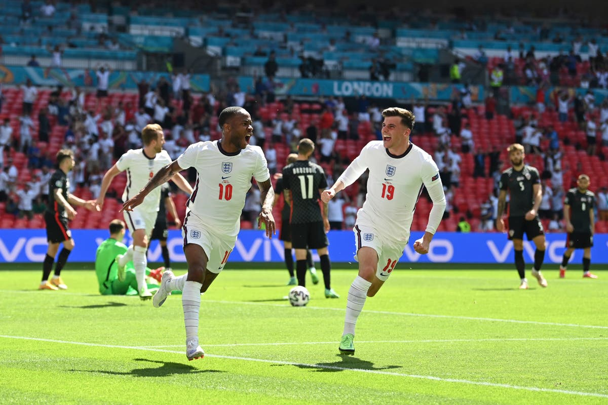 Raheem Sterling realises childhood dream to prove his value to England