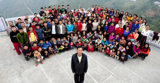 Patriarch of 'world's largest family' with 38 wives and 89 children dies aged 76