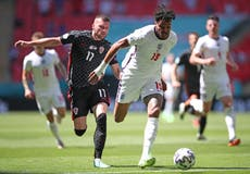 Tyrone Mings hails defensive colleagues for helping him through tournament debut