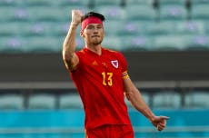 Garry Wilson believes Kieffer Moore could cause problems for any defence