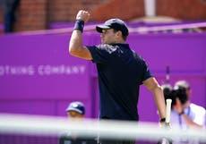 Jack Draper beats Jannik Sinner at Queen's to secure first ATP Tour singles win