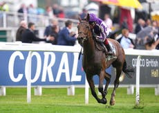 Aidan O'Brien in no rush to map out plans for Oaks victor Snowfall