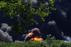 消防队长: 伊利诺伊化工厂火灾可能是意外