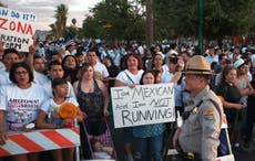 Arizona police under fire after officer claimed he could 'smell' illegal immigrants