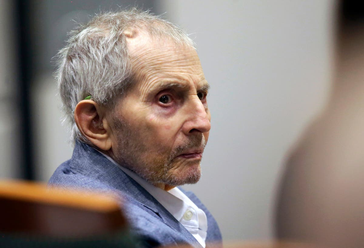 Robert Durst: Real estate heir convicted of murder after two decades in spotlight