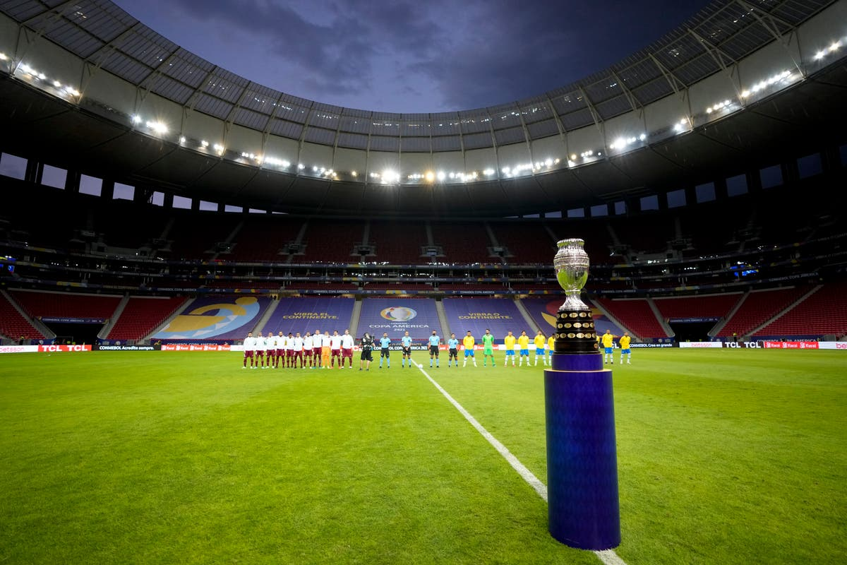 Brasil: 41 COVID-19 cases connected to Copa America event