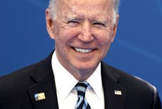 Biden looks to ease EU trade tensions ahead of Putin summit