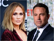 Jennifer Lopez and Ben Affleck 'confirm' reunion as they share kiss in public