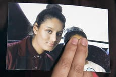 Shamima Begum says she was a 'dumb kid' when she left to join Isis and asks to return to UK