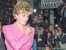 When is Princess Diana's statue being unveiled?