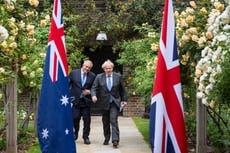 NFU raises animal welfare concerns over UK-Australia trade deal