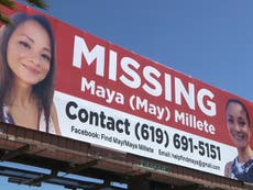Maya Millete: Sister of missing California woman slams police for five-month delay in asking for help with investigation