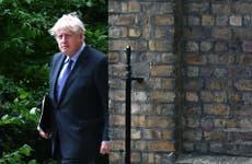 Brexit news - live: PM 'calls Hancock f*****g hopeless' in WhatsApp leak as UK-EU talks 'not making progress'