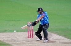 Luke Wright and Alex Hales star in T20 Blast wins