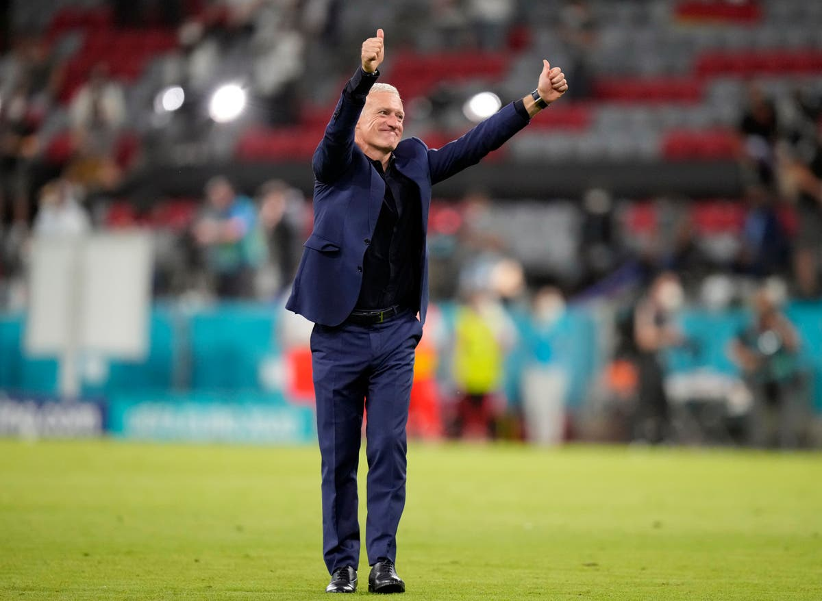 Didier Deschamps feels France looked comfortable in opening win over Germany