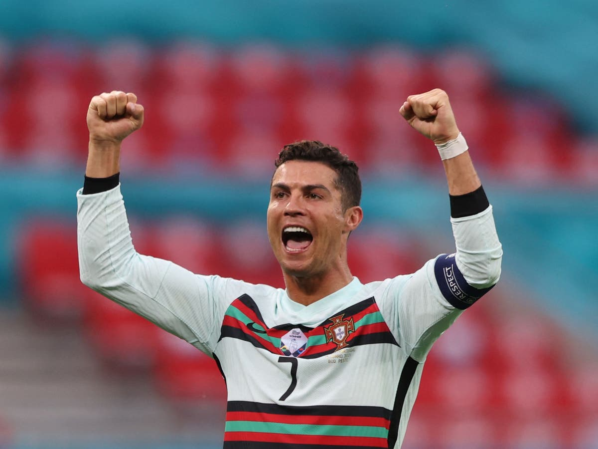 Cristiano Ronaldo adds new chapter to epic as Portugal superstar's perfection endures