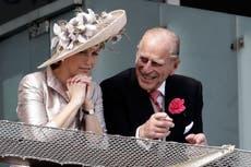 """A morte do Príncipe Philip deixou um """"buraco de tamanho gigante"""" na família real, disse Sophie Wessex"""