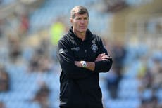 Players should have bigger role in disciplinary process – Exeter's Rob Baxter