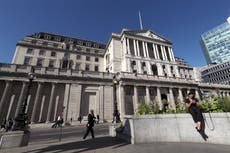 New expert group needed to scrutinise Bank of England, says ex-watchdog boss