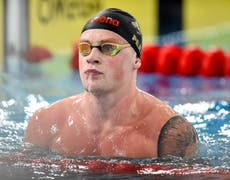Every athlete should get same treatment in build-up to Olympics, Adam Peaty says