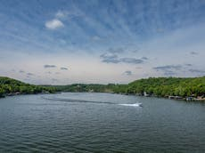 Boat explosion injures six, including three children, at Lake of the Ozarks