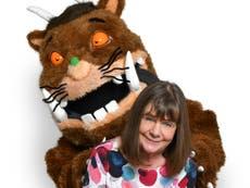 The Gruffalo author Julia Donaldson: 'I worry about the psychological effect of masks on children'