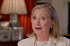 Hillary Clinton says those casting doubt on 2020 election results are 'doing Putin's work'