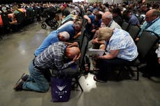 Southern Baptists vote to debate sex abuse investigation