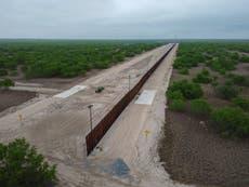 Texas dedicates $250m to help build Trump's border wall