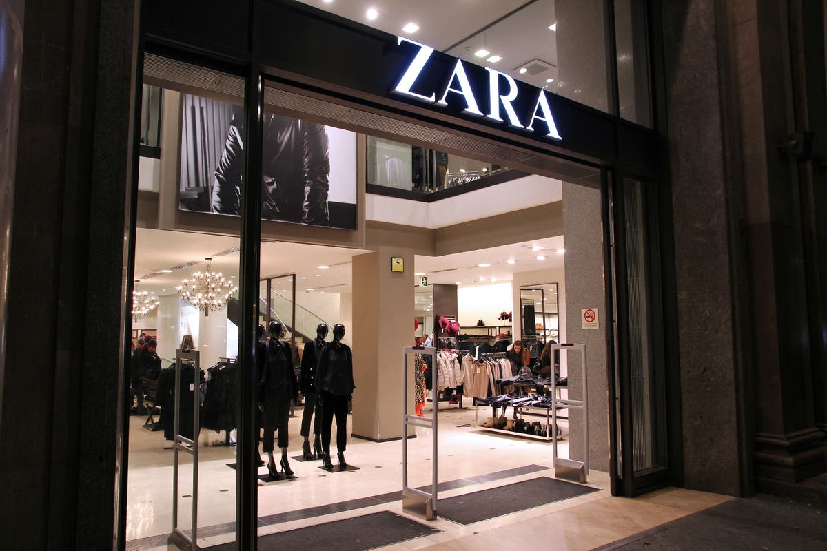Zara faces calls for boycott after head designer 'sends Anti-Palestine messages'