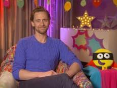 Marvel supervillain Tom Hiddleston will read CBeebies Bedtime Story about a superhero potato