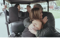 James Corden and Friends cast do Carpool Karaoke on The Late Late Show