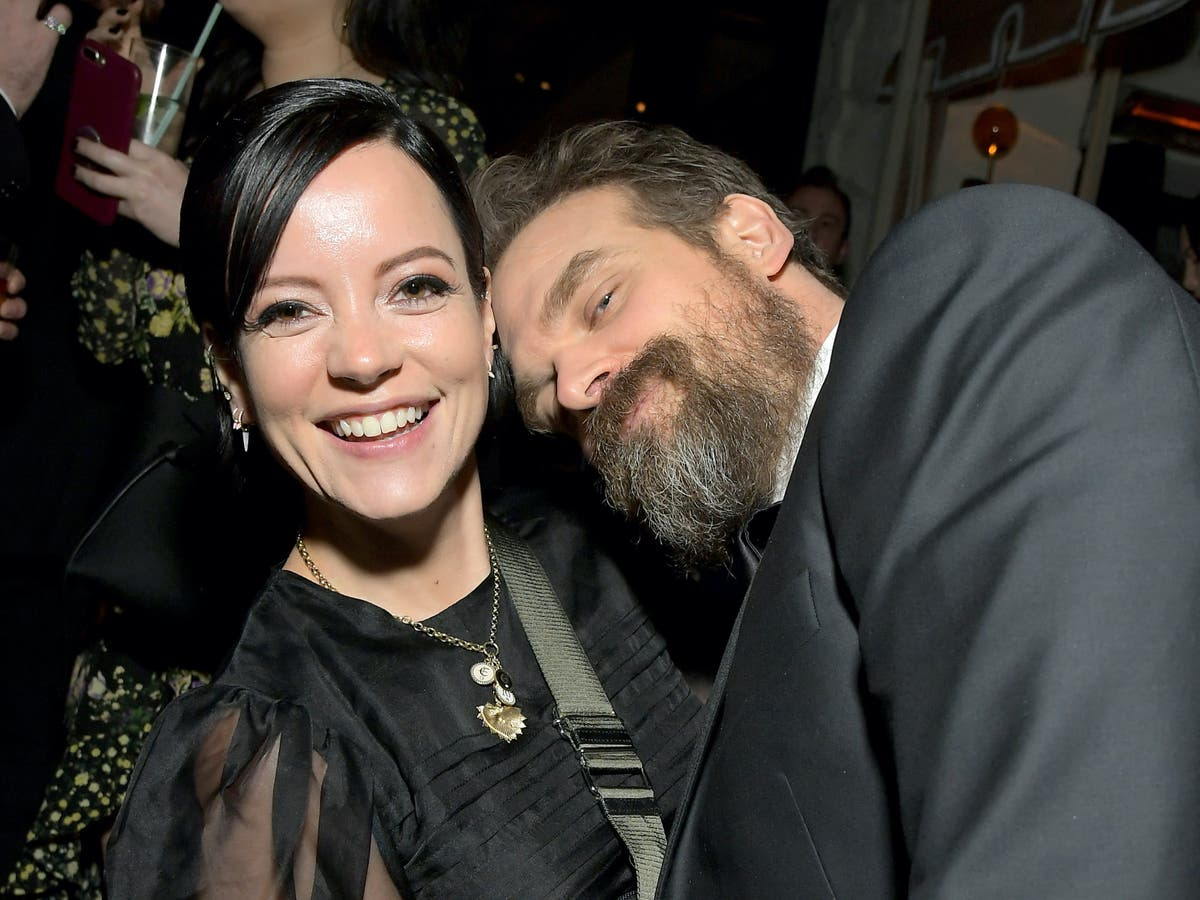David Harbour says becoming a stepfather to Lily Allen's children changed his life