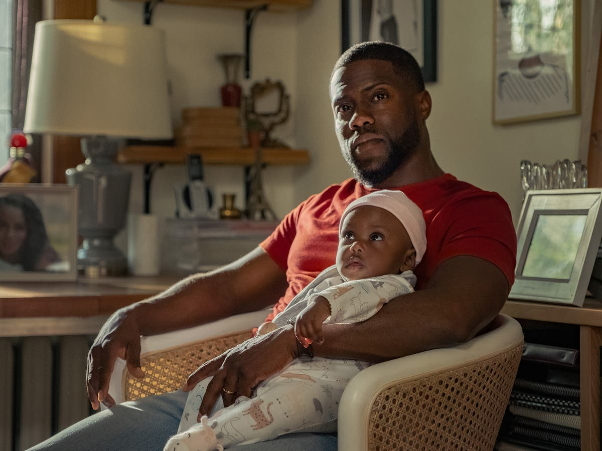 Fatherhood proves that Kevin Hart is great when he's not whining about 'cancel culture' – review