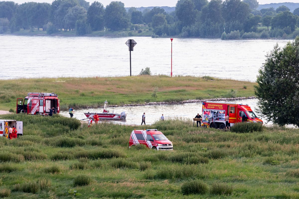 Germany: 1 teen dead, 2 missing after swimming in Rhine