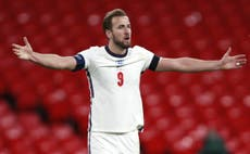 Harry Kane fully focused on England glory amid speculation over Tottenham future