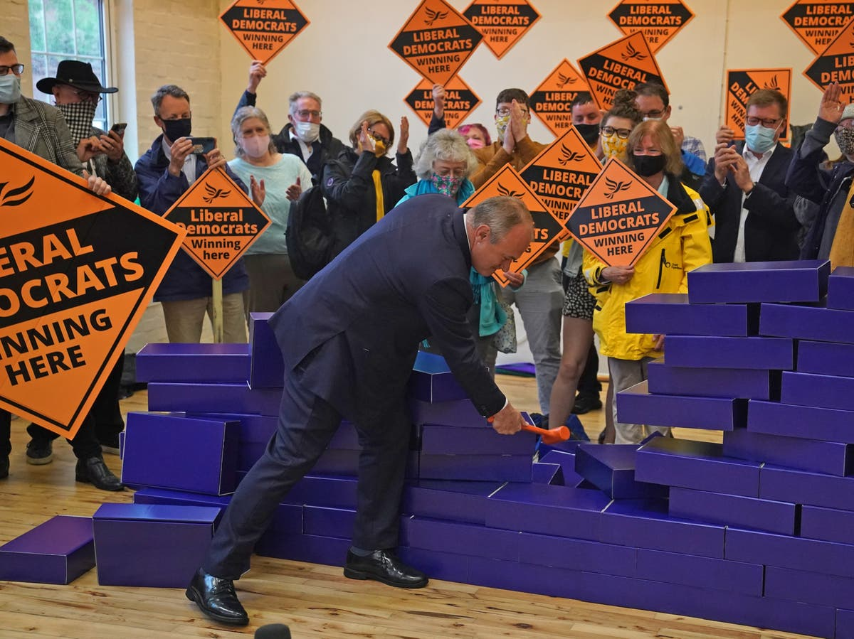 Why did the LibDems win by-election – planning rules, HS2 or Brexit?