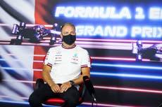 Valtteri Bottas beats Lewis Hamilton to top spot in French GP opening practice