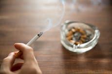 100万人の労働者が依然として間接喫煙にさらされている, これは危険です
