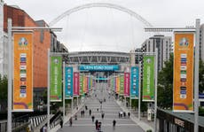 Virus rule extension endangers Euro 2020 final at Wembley