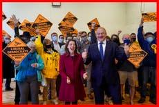 Defiant Boris Johnson tells planning critics they're wrong despite by-election humiliation