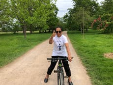 I have learned to cycle aged 70  – and gained back some of the freedom the pandemic has taken from us
