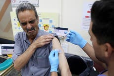 Palestinian Authority cancels Covid vaccine swap deal with Israel over expiry dates