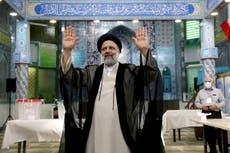 Iran hard-liner concedes 'decisive' win by judiciary chief