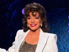 Joan Collins opens up about abortion in her 20s while she was engaged to Warren Beatty