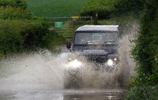UK weather: More rain forecast after flood alerts