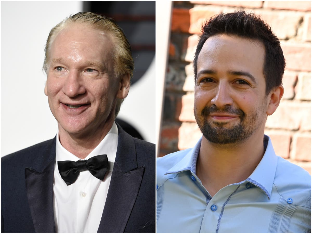 Bill Maher calls out critics of Lin-Manuel Miranda amid In the Heights controversy