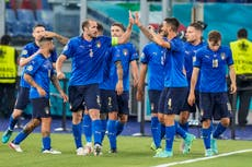 A closer look at Wales' Euro 2020 Group A opponents Italy
