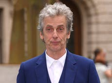 Peter Capaldi says he was questioned in connection with a bombing in 1975