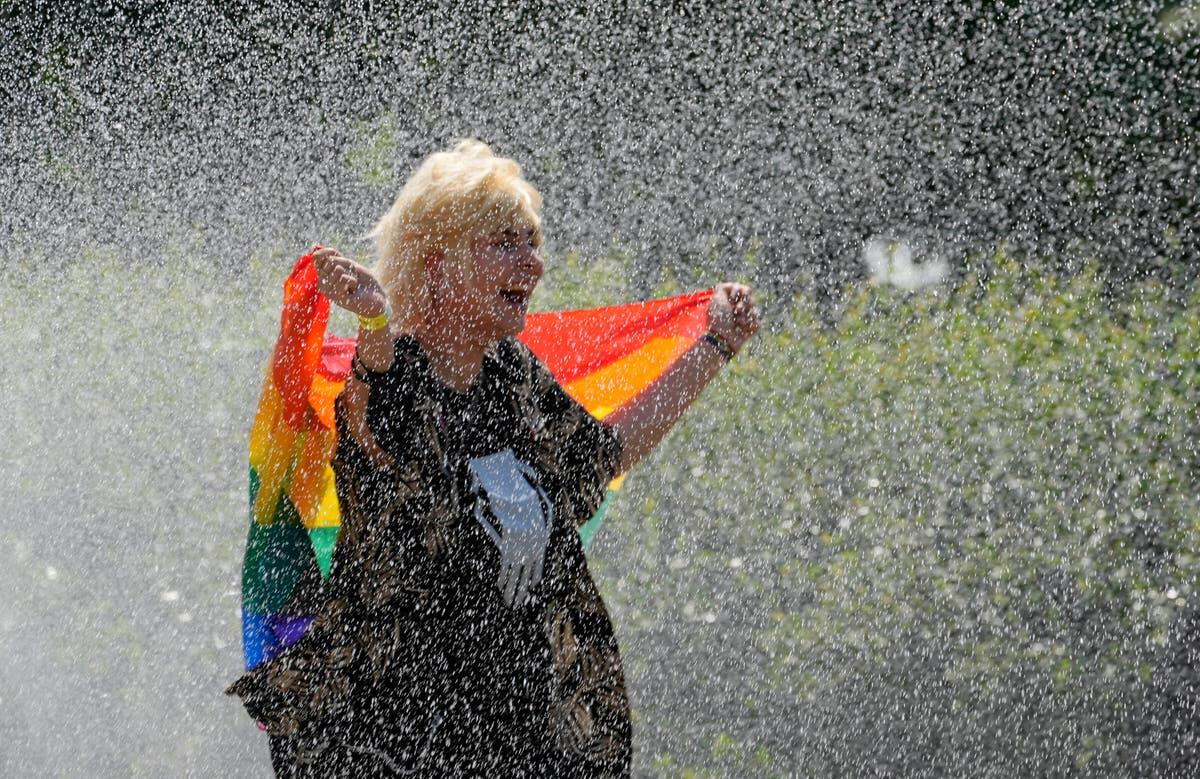 Warsaw pride parade back after backlash and pandemic break